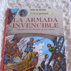 Cómics: CORI EL GRUMETE - LA ARMADA INVENCIBLE - VOLUMEN -2 EL DRAGON DE LOS MARES. Lote 58452276