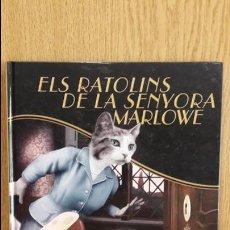 Cómics: ELS RATOLINS DE LA SENYORA MARLOWE. FRANK ASCH / DEVIN ASCH. ED / JUVENTUD - 2007 / COMO NUEVO.. Lote 58823326