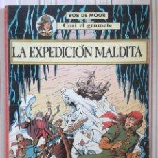 Cómics: CORI EL GRUMETE - LA EXPEDICION MALDITA 1. EDICION. Lote 59775680