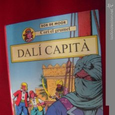 Comics : CORI EL GRUMET 5 - DALI CAPITA - BOB DE MOOR - CARTONE - EN CATALAN. Lote 60510535