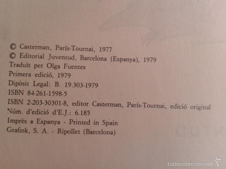 Cómics: 4 PRIMEROS EJEMPLARES DE YAKARI, PRIMERA EDICIÓN, EN CATALÀ, EDITORIAL JUVENTUD (1979-1980) - Foto 6 - 60727743