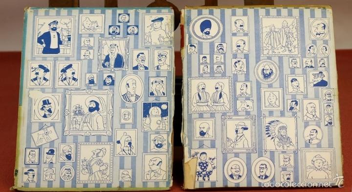 Cómics: 7972 - TINTÍN AU CONGO. LOMO ROJO. HERGÉ. EDIT. CASTERMAN. 1947. - Foto 12 - 213444176