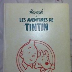 Cómics: LES AVENTURES DE TINTIN - TOMO 4 - INTEGRAL JOVENTUT 1988 - GUAFLEX - CATALÁN CATALÀ. Lote 61185355