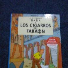 Cómics: TINTIN IDIOMAS - LOS CIGARROS DEL FARAON - OCCITANO - IDIOMA. Lote 61703496