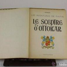 Cómics - 6047- LE SCEPTRE D'OTTOKAR. TINTIN. HERGE. EDIT. CASTERMAN. 1947. - 62220582