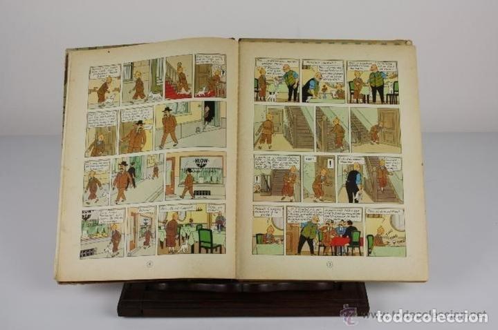 Cómics: 6047- LE SCEPTRE D'OTTOKAR. TINTIN. HERGE. EDIT. CASTERMAN. 1947. - Foto 2 - 62220582