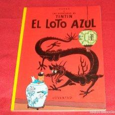 Cómics - TINTIN, EL LOTO AZUL - 62399988