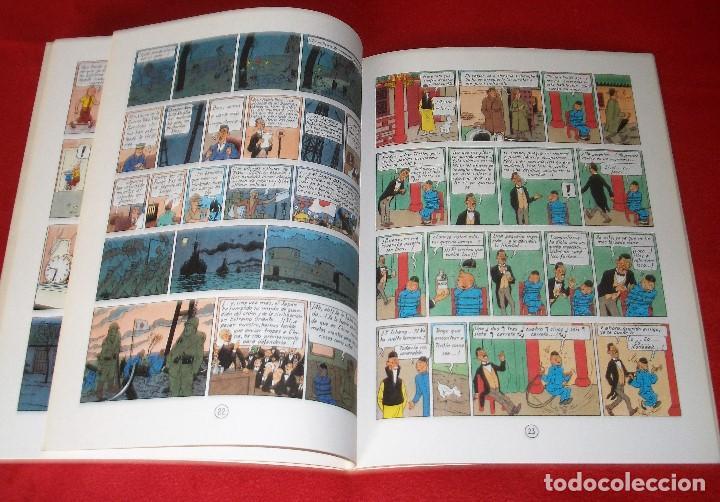 Cómics: TINTIN, EL LOTO AZUL - Foto 2 - 62399988
