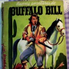 Cómics: LIBRO ILUSTRADO DE - NUEVAS AVENTURAS DE BUFALO BILL - 1954 EDITORIAL MATEU , COLECION CADETE. Lote 62749904