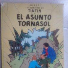 Cómics: TINTÍN. EL ASUNTO TORNASOL. Lote 107301839