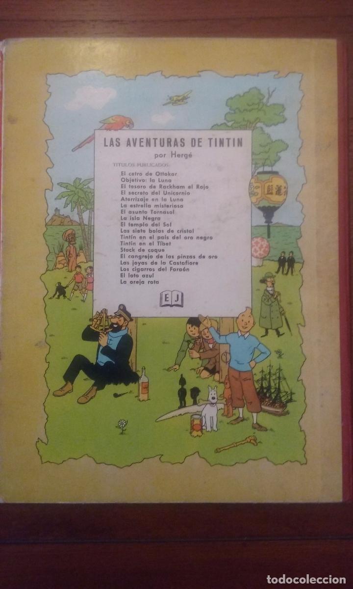 Cómics: El loto azul.Tintin - Foto 2 - 63335432