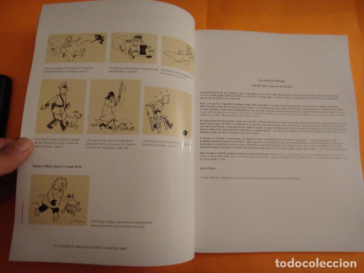 Cómics: CATALOGO SUBASTA HERGE - TINTIN . ARTCURIAL 24 DE MAYO DE 2014 . - Foto 6 - 126485656