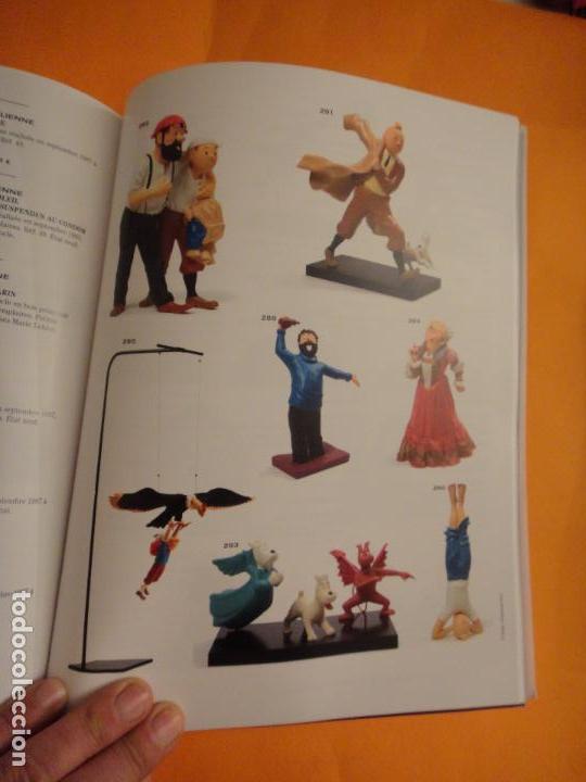Cómics: CATALOGO SUBASTA HERGE - TINTIN . ARTCURIAL 24 DE MAYO DE 2014 . - Foto 13 - 126485656