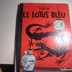 Cómics: ANTIGUOS LIBROS DE TINTIN X 3 EDICION 1966. Lote 64069711