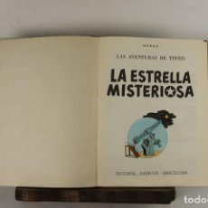 Cómics: 5242- LA ESTRELLA MISTERIOSA. HERGE. EDIT. JUVENTUD. QUINTA EDICION. 1970.. Lote 45459749