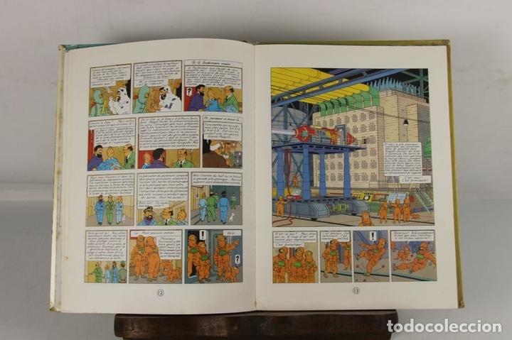 Cómics: 5251- OBJECTIF LUNE. HERGE. EDIT. CASTERMAN. PRIMERA EDICION EN FRANCES. 1953. - Foto 2 - 57609777