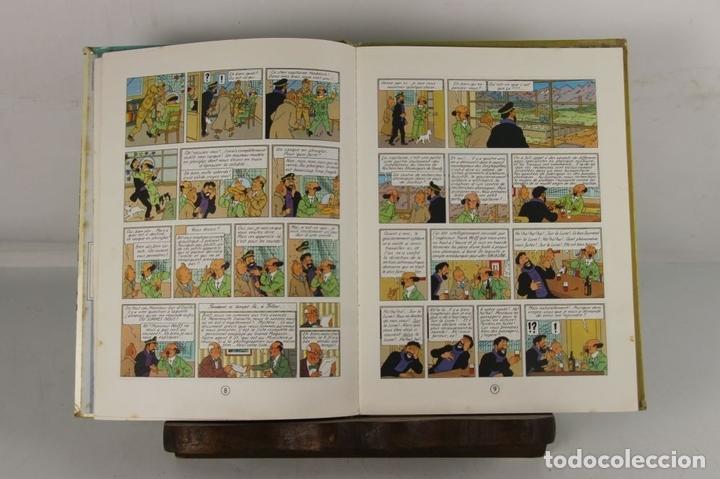 Cómics: 5251- OBJECTIF LUNE. HERGE. EDIT. CASTERMAN. PRIMERA EDICION EN FRANCES. 1953. - Foto 4 - 57609777