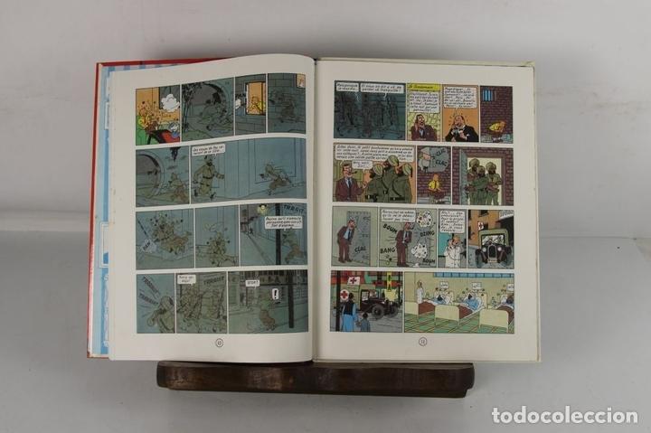 Cómics: 5257 - LE LOTUS BLEU. HERGE. EDIT. CASTERMAN. PRIMERA EDICION. 1974. - Foto 3 - 57609938