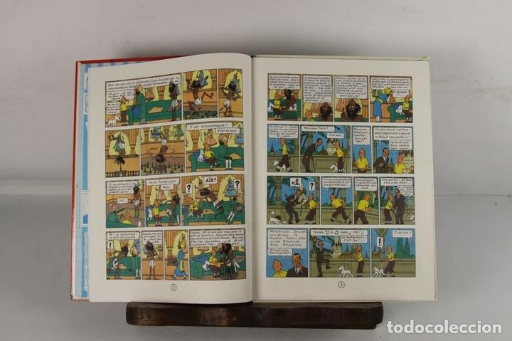 Cómics: 5257 - LE LOTUS BLEU. HERGE. EDIT. CASTERMAN. PRIMERA EDICION. 1974. - Foto 4 - 57609938