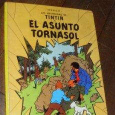 Cómics: TINTIN. ASUNTO TORNASOL. 11º EDICION. EDITORIAL JUVENTUD HERGÉ. 1988.. Lote 65437205