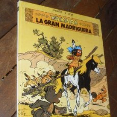 Cómics: YAKARI. LA GRAN MADRIGUERA Nº 10. 1º EDICION. EDITORIAL JUVENTUD DERIB + JOB. 1988.. Lote 65437217