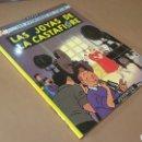 Cómics: TINTIN LAS JOYAS DE CASTAFIORE JUVENTUD HERGE EXCELENTE ESTADO. Lote 66040673