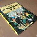 Cómics: TINTIN TEMPLO DEL SOL JUVENTUD HERGE EXCELENTE ESTADO. Lote 66041155