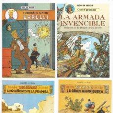 Cómics: CUATRO POSTALES DE YAKARI (2) - CORI EL GRUMETE - BARELLI - EDITORIAL JUVENTUD. Lote 66239638
