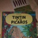 Cómics: TINTIN ET LES PICAROS,CASTERMAN - HERGÉ 1981.FRANCES. Lote 148365252