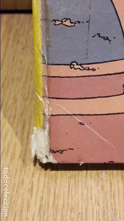 Cómics: TINTIN. ELS CIGARS DEL FARAÓ. ED / JUVENTUD - 1979 ( QUARTA EDICIÓ ) - LEER - Foto 4 - 66442450