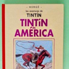 Comics - TINTIN EN AMÉRICA. AUTOR, HERGÉ. EDITORIAL CASTERMAN AÑO 2003. VER FOTOS - 67245465