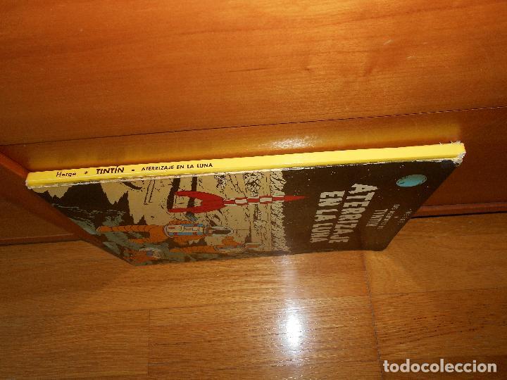 Cómics: ATERRIZAJE EN LA LUNA, Las Aventuras de Tintin, HERGE, 1979 - Foto 3 - 67941353