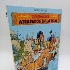 Cómics: YAKARI 9. ATRAPADOS EN LA ISLA (DERIB / JOB) JUVENTUD, 1988. Lote 127184847