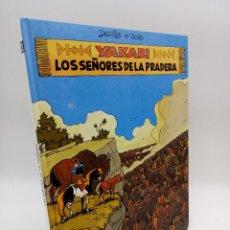 Cómics: YAKARI 13. LOS SEÑORES DE LA PRADERA (DERIB / JOB) JUVENTUD, 1991. Lote 107605670