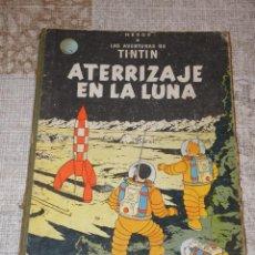 Cómics: JUVENTUD TINTIN ATERRIZAJE EN LA LUNA QUINTA EDICIÓN 1970. Lote 68255437