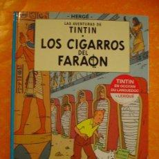 Cómics: TINTIN - LOS CIGARROS DEL FARAON - IDIOMA OCCITANO - 2016 CASTERMAN .. Lote 68418361