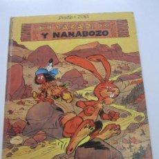 Cómics: YAKARI Nº 4 - YAKARI Y NANABOZO - DERIB & JOB JUVENTUD E6. Lote 68468277