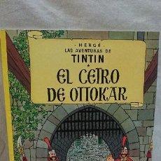 Cómics: TINTIN,EL CETRO DE OTTOKAR,2003. Lote 68992569