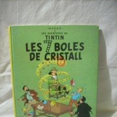 Cómics: LES 7 BOLES DE CRISTALL, 6ªEDICIÓN, 1.985,CATALÁN. Lote 69016713