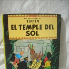 Cómics: EL TEMPLE DEL SOL, 6ªEDICIÓN, 1.983, CATALÁN. Lote 69016933