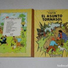 Cómics: (M) LAS AVENTURAS DE TINTIN - EL ASUNTO TORNASOL ,EDT JUVENTUD 3 EDC 1968, BUEN ESTADO. Lote 69627465