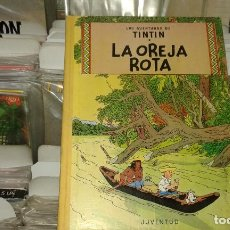 Fumetti: TINTIN LA OREJA ROTA,HERGE,JUVENTUD,ED 1966. Lote 69695449