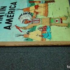Cómics: TINTIN EN AMERICA 2 EDICION 1969. Lote 69786761