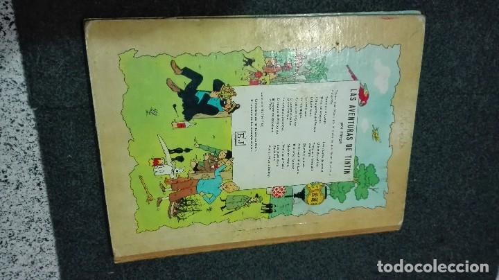 Cómics: Tintin en america 2 edicion 1969 - Foto 3 - 69786761
