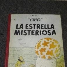 Cómics: COMIC DE TINTIN 2 EDICION 1965 LAS ESTRELLAS MISTERIOSAS COMPLETO. Lote 69798221