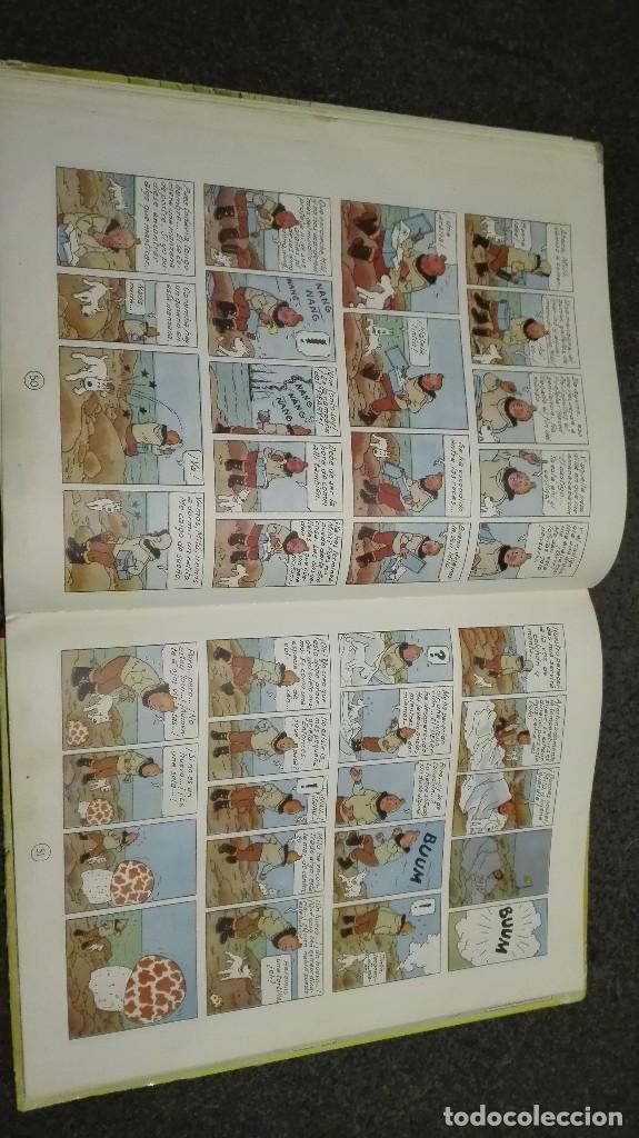 Cómics: Comic de tintin 2 edicion 1965 las estrellas misteriosas completo - Foto 5 - 69798221