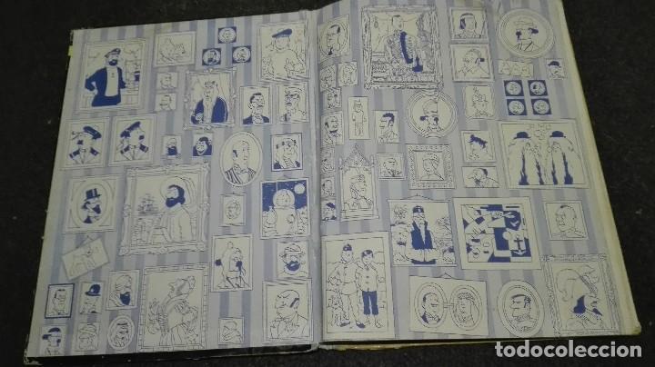 Cómics: Comic de tintin 3 edicion 1967 stock de coque .completo - Foto 4 - 69798793