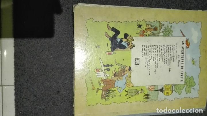 Cómics: Comic de tintin 3 edicion 1967 stock de coque .completo - Foto 8 - 69798793