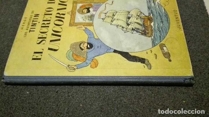 Cómics: 2 cómics de tintin 4 edición 1968 - Foto 2 - 69800465