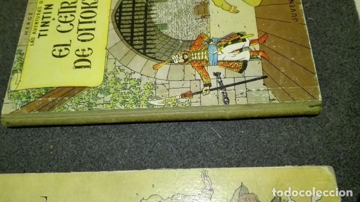 Cómics: 2 cómics de tintin 4 edición 1968 - Foto 4 - 69800465